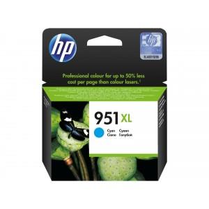 HP 951XL CYAN ORIGINAL  PARA LA IMPRESORA HP OfficeJet Pro 8610 eAiO Tinteiros