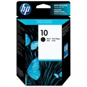 HP 10 Negro Cartucho de tinta Original PARA LA IMPRESORA HP Business InkJet 2200XI Tinteiros
