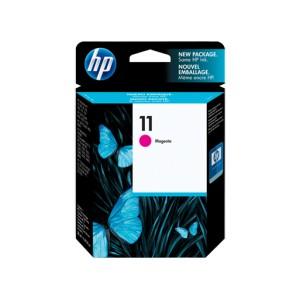 HP 11 Magenta Cartucho de tinta Original PARA LA IMPRESORA HP Business InkJet 1200D Tinteiros