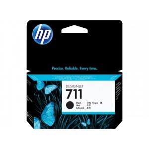 HP 711 ORIGINAL NEGRO PERTENENCIENTE A LA REFERENCIA HP 711 Tinteiros