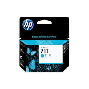 HP 711 ORIGINAL CYAN PERTENENCIENTE A LA REFERENCIA HP 711 Tinteiros