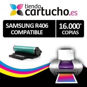 Tambor Samsung R406 compatible PARA LA IMPRESORA Samsung CLX-3300 Toner