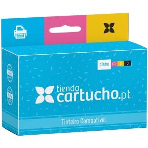 TINTEIRO COMPATÍVEL HP Nº 11 / C4836AE CIANO PARA LA IMPRESORA HP OfficeJet K850 Tinteiros