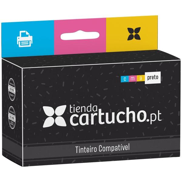 TINTEIRO COMPATÍVEL CANON BCI-3eBK PRETO ALTA CAPACIDAD